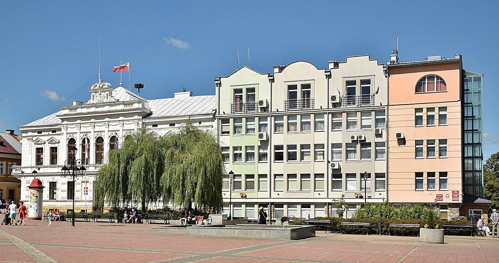 Urząd Miasta w Sanoku